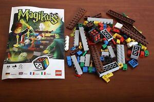 Lego Gear Game Set 3836 Magikus 100% complete + instructions