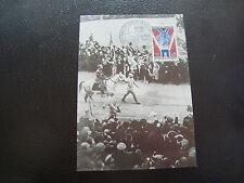 FRANCE - carte 30/11/1968 (50e anniversaire de la victoire) (cy46) french