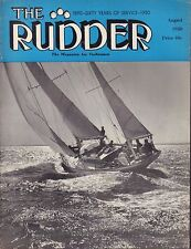 The Rudder August 1950 57' Yawl Argyll 032217nonDBE2