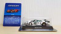 1/64 Kyosho 1991 MAZDA 787B Le Mans 24H #18 EFINI diecast car model