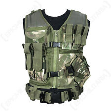 MULTITARN USMC TACTICAL VEST - Military Combat Assault Airsoft Paintballing