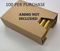 100 5.56 Cardboard Box Inserts 4 Pocket Bandolier 223 Stripper Clips 3 Clip Type