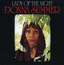 Donna Summer - Lady of the Night [CD]