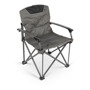 Kampa Stark 180 Heavy Duty Folding Camping Chair - Max Load 180kg (28.3 Stone)