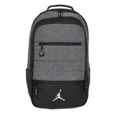 Nike Air Jordan Airborne Backpack 9A1944-GEH Black Grey Bookbag NEW WITH TAGS