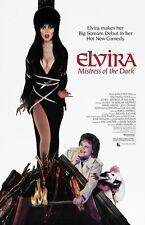 Elvira Mistress Of The Dark movie poster 11 x 17 inches - Elvira poster