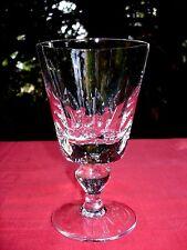 SAINT LOUIS JERSEY WINE GLASS VERRE A VIN PAQUEBOT FRANCE CRISTAL WEINGLÄSER