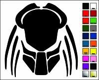 Predator Vinyl Decal / Sticker - Choose Color & Size - Schwarzenegger, AVP