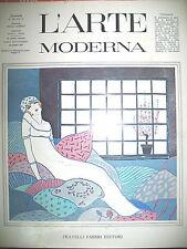 L'ARTE MODERNA LE STYLE 1925 DELAUNAY JOURDAIN LE CORBUSIER MAILLOL LANVIN 1967