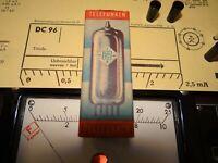 Röhre Telefunken DC 96 Tube Valve NOS original verpackt BL-1962