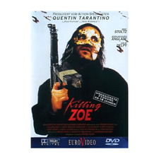 DVD KILLING ZOE ERSTAUFLAGE TOTAL UNCUT / FSK18 NEU & OVP Quentin Tarantino
