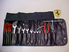 Ferrari Tool Kit_Roll Bag_Wrenches_Screwdrivers_Pliers_308 GT4 365 GTB/4 OEM