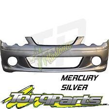 MERCURY SILVER BUMPER SUIT BA XR FORD FALCON MK1 & 2 02-05 XR TURBO FRONT BAR