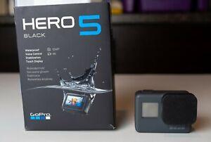 GoPro CHDHX-501-EU Hero 5 Waterproof Action Camera - Black
