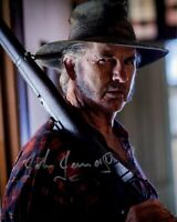 JOHN JARRATT signed Autogramm 20x25cm WOLF CREEK in Person autograph COA