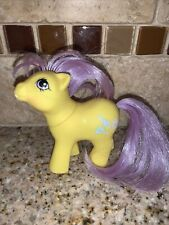 G1 My Little Pony Baby Nightcap First Tooth Vintage Hasbro MLP Slumber Party 675
