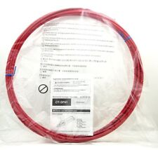 Shimano SIS OT-SP41 Lubricated Shift Outer Casing Cable Housing Red, 10m