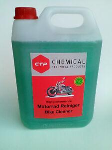 CTP Motorradreiniger 5 lt Kanne
