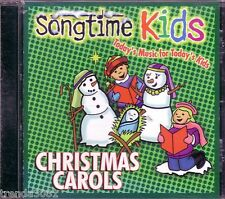 Songtime Kids Christmas Carols Classic Greatest Hits Childrens Rare Split Track