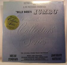 Billy Rose's JUMBO Original Soundtrack Collectors' Series Mint/Sealed LP