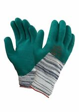 10 x Marigold Actigrip VHP Tropique  gloves, mechanical protection, Green, 10.