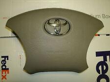 04-05-06-07-09-10 Sienna high-end Air Bag w/audio Toyota Driver Airbag TAN/BEIGE