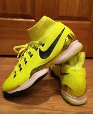 74c4f8f12343 New ListingNike Air Zoom Ultrafly Clay QS Tennis Shoes Volt Black  832748-700 Men s Size 9.5