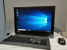 Lenovo Thinkcentre A70z All-In-One, Pentium Dual Core, 4GB, 120GB SSD, DVDRW