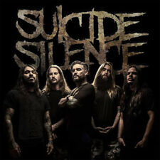 SUICIDE SILENCE Suicide Silence (2017) 9-track CD album NEW/UNPLAYED 5th Album