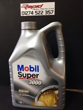 Oli motore Mobil Viscosità SAE 5W40 per veicoli per 5 L