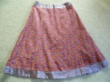 Laura Ashley Corduroy A-line Casual Skirts for Women