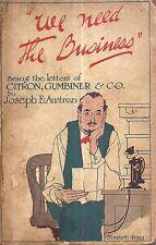 RARE 1919 FIRST EDITION ILLUSTRATED NO COPIES ONLINE UNIQUE BOOK!