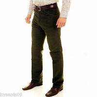 Moleskin Trousers Country Wear 100% Cotton Hunting Walking Fishing Hiking Pants