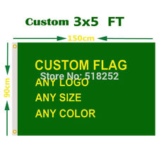 CUSTOM FLAG 3x5FT 90x150CM