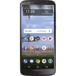 """Motorola G6 Straight Talk Smartphone 5.7"""" Android 8 LTE 32GB Octa-Core Processor"""