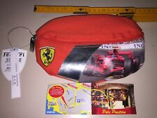 MARSUPIO - SMALL BAG - ORIGINAL FERRARI NEW FREE SHIPPING WORLDWIDE