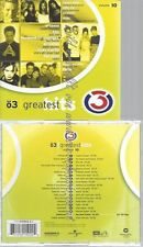 CD--DIVERSE POP--OE3 GREATEST HITS 10
