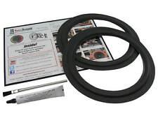 "Standard 10"" Foam Speaker Repair Kit FSK-10F (PAIR)"