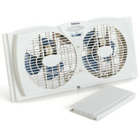 Holmes HAWF2021-U 7 Twin Window Fan