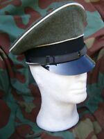 Schirmmutze sottufficiale, cappello visiera tedesco, German NCO visor cap elitè