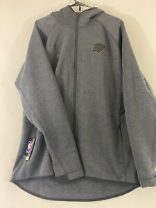 Nike NBA Authentics OKC Thunder Zip Up DriFit Sweatshirt Size Large-Tall w/tags