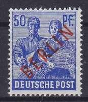 Berlin Mi Nr. 30 TOP tiefst geprüft Schlegel BPP, 1949, postfrisch, MNH