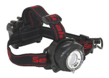 Linterna de cabeza 5 W Cree Xpg Led Con Foco Ajustable & Brillo 3 X AA Célula de S