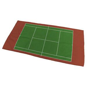 Tennis Court Bath Towel - Large