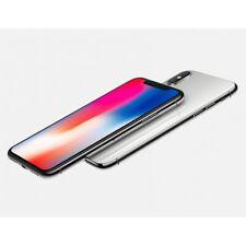 Móviles y smartphones Apple iPhone X color plata con 64 GB de almacenaje