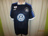 """VfL Wolfsburg Original Puma Auswärts Trikot 1998/99 """"VW"""" Gr.S- M TOP"""