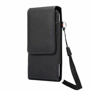 for Oukitel U8 Universe Tap Holster Case Belt Clip Rotary 360 with Card Holde...