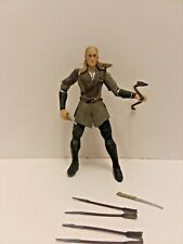 Legolas Lord of the Rings Fellowship of the Ring Action Figure 2001 6""
