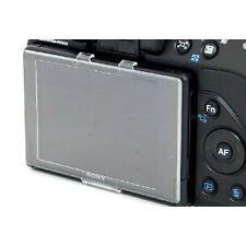 Profi PROTEZIONE DISPLAY LCD MONITOR cappuccio Sony a500 a550 sostituisce pck-lh6am