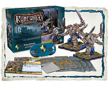 RUNEWARS MINIATURES GAMES - RUNE GOLEMS UNIT EXPANSION  (NEW IN PACKAGE)